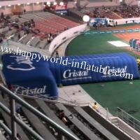 Wholesale Inflatable Tunnal tent , inflatable sports tent for sale from china suppliers