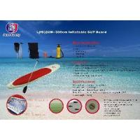 Buy cheap Inflatable Surfboard (LJF8308B) from wholesalers