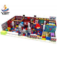 Funny Indoor Playground Flooring , Cute Soft Play Equipment For Home Use