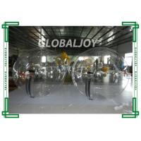 Quality Inflatable walking ball Transparent Walk on Water Bubble Ball for sale