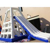 Wholesale Safety Inflatable Water Playground Relatively Smooth With No Sharp Objects from china suppliers