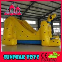 Wholesale SL-204 Giant Dog Commercial Inflatable Bouncer With Slide from china suppliers