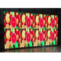 China Aluminum Die Casting Cabinet P3 Large LED Display Panels Dimension Customized on sale