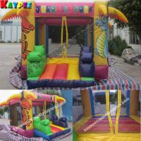 Wholesale Commercial mini Bouncer inflatable jumper inflatable house Inflatable Bouncy Castle BO144 from china suppliers