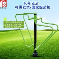 Outdoor Playground Exercise Equipment For Adults 185 * 60 * 165 Cm
