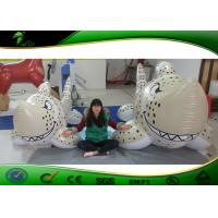 Wholesale Inflatable Pool Animals Shark , Durable PVC Inflatable Custom Funny Shark from china suppliers