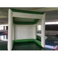 2.8x2.1M Pavilion Small Inflatable Tent Advertising For Dispaly , Custom Made