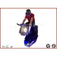 Fashion VR Sporting Bike Virtual Reality Systems VR Bicycle with 9D VR Glasses