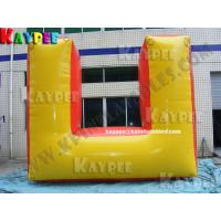 Wholesale Inflatable Bunker U,paintball bunker,inflatable paintball arena,paintball field KPB039 from china suppliers