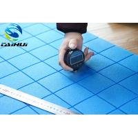 China Water Drainage Artificial Grass Shock Pad Underlay Buffering Layer on sale