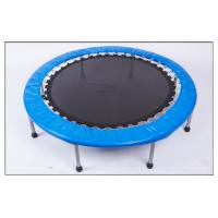 Wholesale Four Folding Mini Gymnastics Trampolines for Junior /The Most Fashionable Fitness Small Trampoline from china suppliers