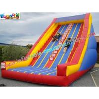 Wholesale Sports Commercial Inflatable Slide Toys , Race Slide Customized For Kids from china suppliers