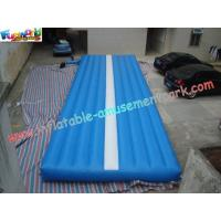 Wholesale Inflatable Sports Game Air Tumble Track, Professional Gym Tumble Track For Tumbling Sports from china suppliers