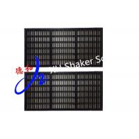 Wholesale Long Service life Composite Shaker Screen Mongoose for Mi Swaco Shale Shaker from china suppliers