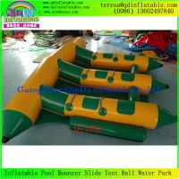 Wholesale Summer Playing Flying Fish Boat for Water Sports EquipmentFly Water Boat Aqua Park from china suppliers