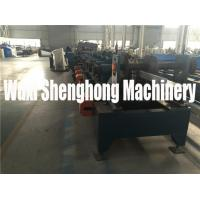 Wholesale Custom Made C / Z Purpline Cold Roll Forming Machine with 10 Rolling Stations from china suppliers