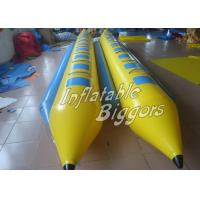 Wholesale Hot sale inflatable banana boat, inflatable boat, banana inflatable boat and raft from china suppliers