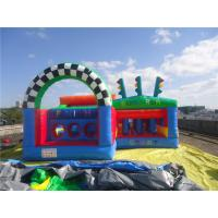 China Inflatable Combo for Commercial Business / Attractive Inflatable Sport Games on sale