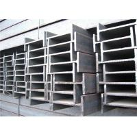 China Engineering Safety I Beam Steel Carbon Metal Structure Steel For Construction on sale