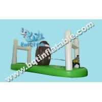 Wholesale Hot sell Inflatable bungee run from china suppliers