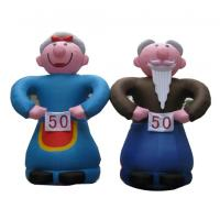 Wholesale An old couple inflatable from china suppliers