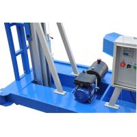 Wholesale Working Height Aluminum Work Platform 7.7m Height Manual Lift Platform from china suppliers