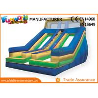 Wholesale Large Inflatable Slip n Slide For Amusement Park / Birthday Party from china suppliers