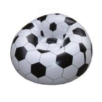 Wholesale pvc inflatable football sofa for kids/ 2013 hotsale inflatable large outdoor sofa from china suppliers