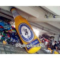 Wholesale Customized Inflatable Beer Bottle Model Advertising Inflatable Bottle for Sale from china suppliers