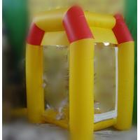 Wholesale Hot Sale Inflatable Cash Booth,Inflatable Crab Money Machine from china suppliers