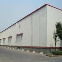 Wholesale Q235 345B Workshop Steel Buildings / Steel Structure Warehouse With Drawings from china suppliers