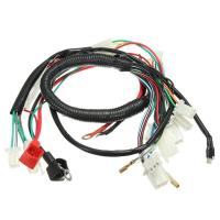 Wholesale Original Car Alarm Headlight Wire Harness For Motorcycles With Relay Fuse from china suppliers