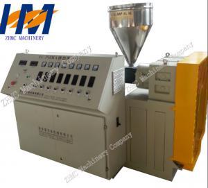Automatic Plastic Extrusion Machine , Plastic Manufacturing Equipment