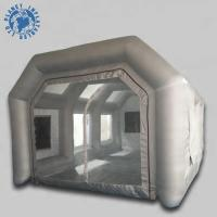 Wholesale Economical Inflatable Spray Booth 10 Mm Thickness Filter Low Noise from china suppliers