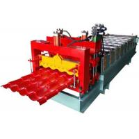 Wholesale Grey Color Corrugated Sheet Roll Forming Machine With 2 Hydraulic Guillotine from china suppliers