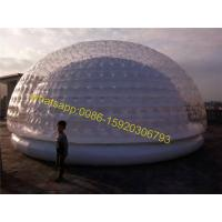 Wholesale giant outdoor dome tent for sale from china suppliers