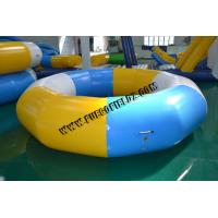 Wholesale 0.9mm PVC giant inflatable water trampoline for sale from china suppliers