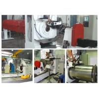 Wholesale High Precision Johnson Wire Screen Welding Machine / Wedged Pipe Welding Equipment from china suppliers