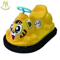 Wholesale Hansel children toys and coin operated game machine with car bumper for kids from china suppliers