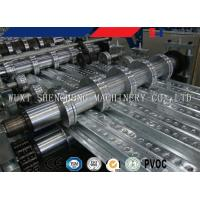 Quality Steel Galvanized Cold Roll Forming Machine Floor Decking Roll Forming Line for sale