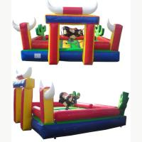 Wholesale Inflatable cray bullfighting toys from china suppliers