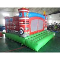 Wholesale New Design Kids Outdoor Commercial Bouncy Castles Cast Pirate Inflatable Bouncer House from china suppliers