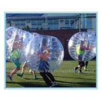 Wholesale Body Inflatable Bumper Ball Games , inflatable hamster ball for humans(CY-M2726) from china suppliers