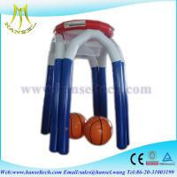 Wholesale Hansel high quality outdoor inflatable playground from china suppliers