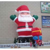 Wholesale Giant Christmas Inflatable Santa for Christmas Decoration from china suppliers