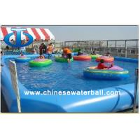 Wholesale Inflatable aqua boat  swimming Pool from china suppliers