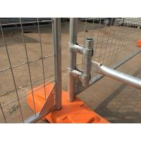 Wholesale Economic Temporary Fence Panels For Chain Link Fence OEM / ODM Available from china suppliers