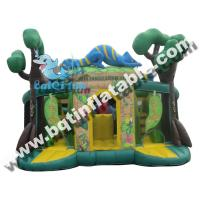 Wholesale Inflatable combo fun city,Inflatable amusement park,Inflatable amusement city from china suppliers