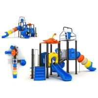 Wholesale Small Ocean World Kindergarten Water Slide , Swimming Pool Water Slide For Entertainment from china suppliers