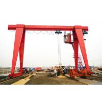China 10 Ton Electric Hoist Large Single Beam Gantry Crane A Frame Gantry Crane on sale